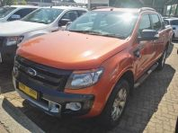 Used Ford Ranger 3.2 double cab Hi-Rider Wildtrak for sale in Pinetown, KwaZulu-Natal