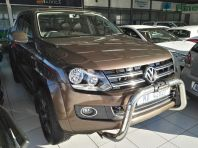 Used Volkswagen Amarok Double Cab 2.0 BiTDI Double Cab Highline 4Motion Auto for sale in Pinetown, KwaZulu-Natal