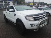 Used Ford Ranger 3.2 double cab 4x4 XLT for sale in Pinetown, Kwazulu-Natal