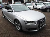 Used Audi A5 Coupe 2.0T FSi Quattro S tronic for sale in Pinetown, Kwazulu-Natal